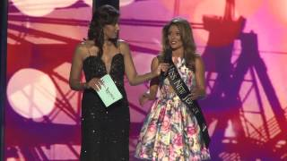 Watch Miss New Jersey's pageant interview at Miss America 2016