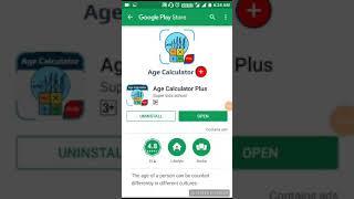Age Calculator Plus App unlimited free Paytm Cash earn Hindi video