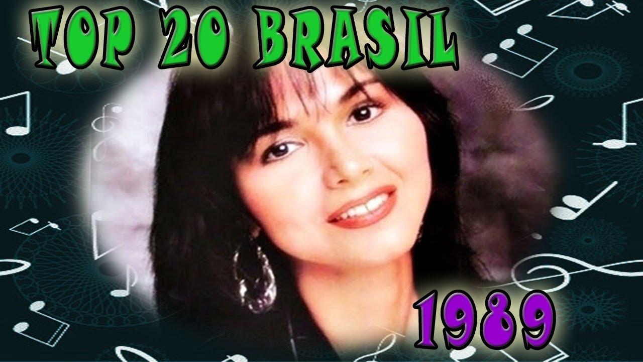 1989 - TOP 20: Musicas Mais Tocadas No Brasil No Ano 1989