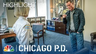 Olinsky's Funeral - Chicago PD (Episode Highlight)