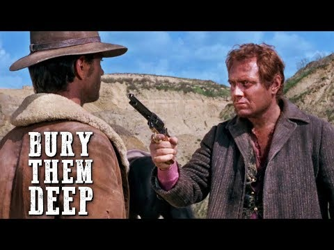Bury Them Deep | WESTERN Movie | Free Feature Film | English | Full Movie