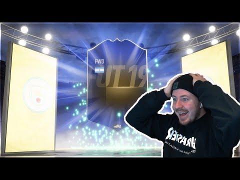 PACKAR EN *SJUK INFORM* FRÅN ELIT BELÖNINGAR!! - FIFA 19 på Svenska