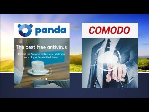 Тест Panda Free
