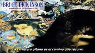 Bruce Dickinson - Gypsy Road (subtitulado)