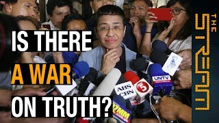 Is there a war on truth? A conversation with Maria Ressa | The Stream