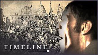 The Peterloo Massacre (Famous Protest Documentary) | Timeline