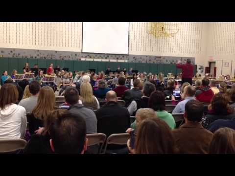 Red Pine Elementary School Fifth Grade Band Mickey Mouse 20
