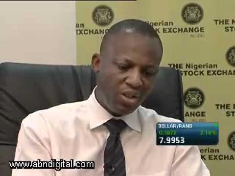 Nigerian Stock Exchange Agenda with Ade Bajomo
