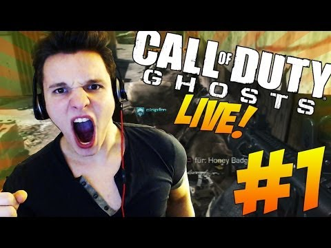 CoD Ghosts - DIE CAMPENDEN CAMPER! - LIVE mit Danny Burnage! #1