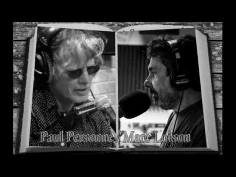 Paul Personne - Interview sortie du double album live + DVD
