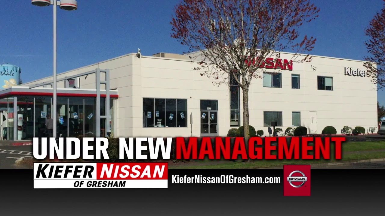 get the best deals at kiefer nissan of gresham youtube youtube