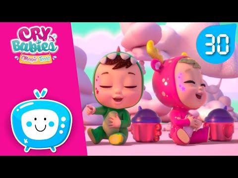 NOUVEAUX ÉPISODES 🤣 CRY BABIES 💧 MAGIC TEARS 💕 ÉPISODES COMPLETS ✨ Dessins Animés Pour Enfants