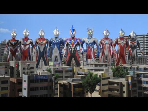 新世代のウルトラマンたちがここに集結!映画『劇場版 ウルトラマンギンガS 決戦! ウルトラ10勇士!!』予告編