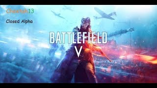 Battlefield V Closed Alpha - Are you hype?? - Live Stream PC 1080HD/60