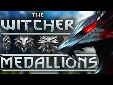 What Are The Witcher Medallions?  - Witcher Lore - Witcher Mythology - Witcher 3 Lore