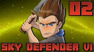 Sky Defender VI #02 : RUSH NETHER !