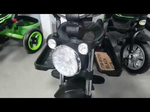 LEXUS 11M велосипед трехколесный Видеообзор