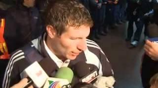 TV AZTECA DEPORTES EN SUDAMERICA ARGENTINA VS GHANA 2-0 10 09