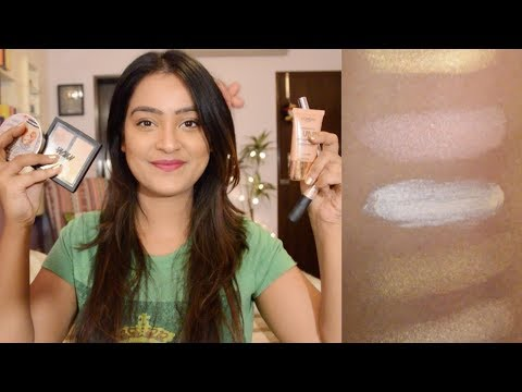 My 5 Favourite Photo-ready Highlighters For Indian Skin Tone