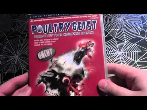 Meine DVD Sammlung #1 Horror, Splatter