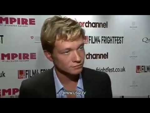 Ed Speleers Interview - A Lonely Place To Die Premiere.m4v