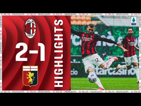Highlights | AC Milan 2-1 Genoa | Matchday 31 Serie A TIM 2020/21