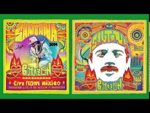 ◄Iron Lion Zion►Santana (Ft. ChocQuibTown & Elan Atias) [[Corazón - Live In México]] 2014