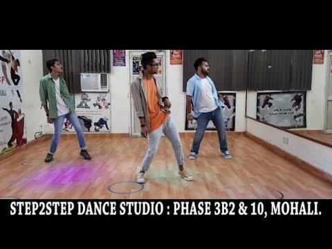 BTS - Dynamite Dance Video   Step2Step Dance Studio   Phase 3B2, Mohali.