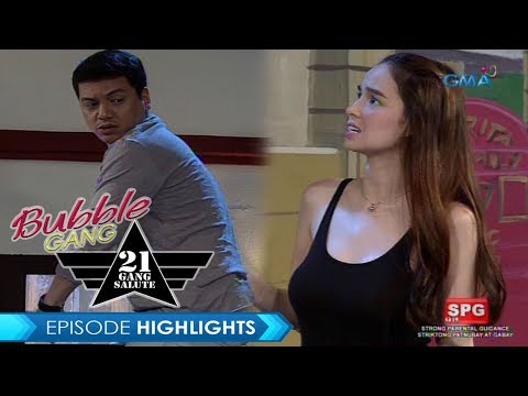 Bubble Gang: Ober the bakod squad