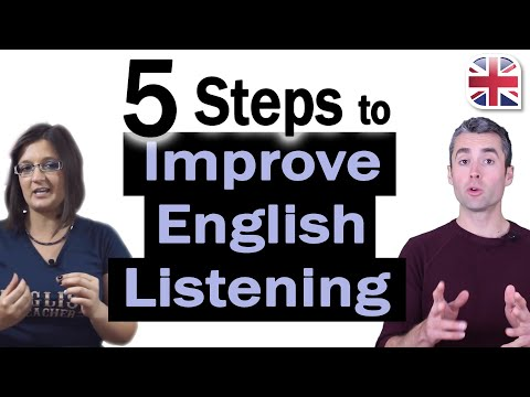5 Steps to Improve Your English Listening - How to Improve Your English Listening (Today)