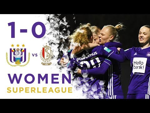 Superleague: RSCA 1-0 Standard de Liège Highlights 21/12/2018