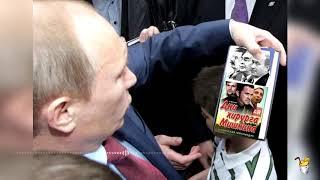 Путин сел в лужу