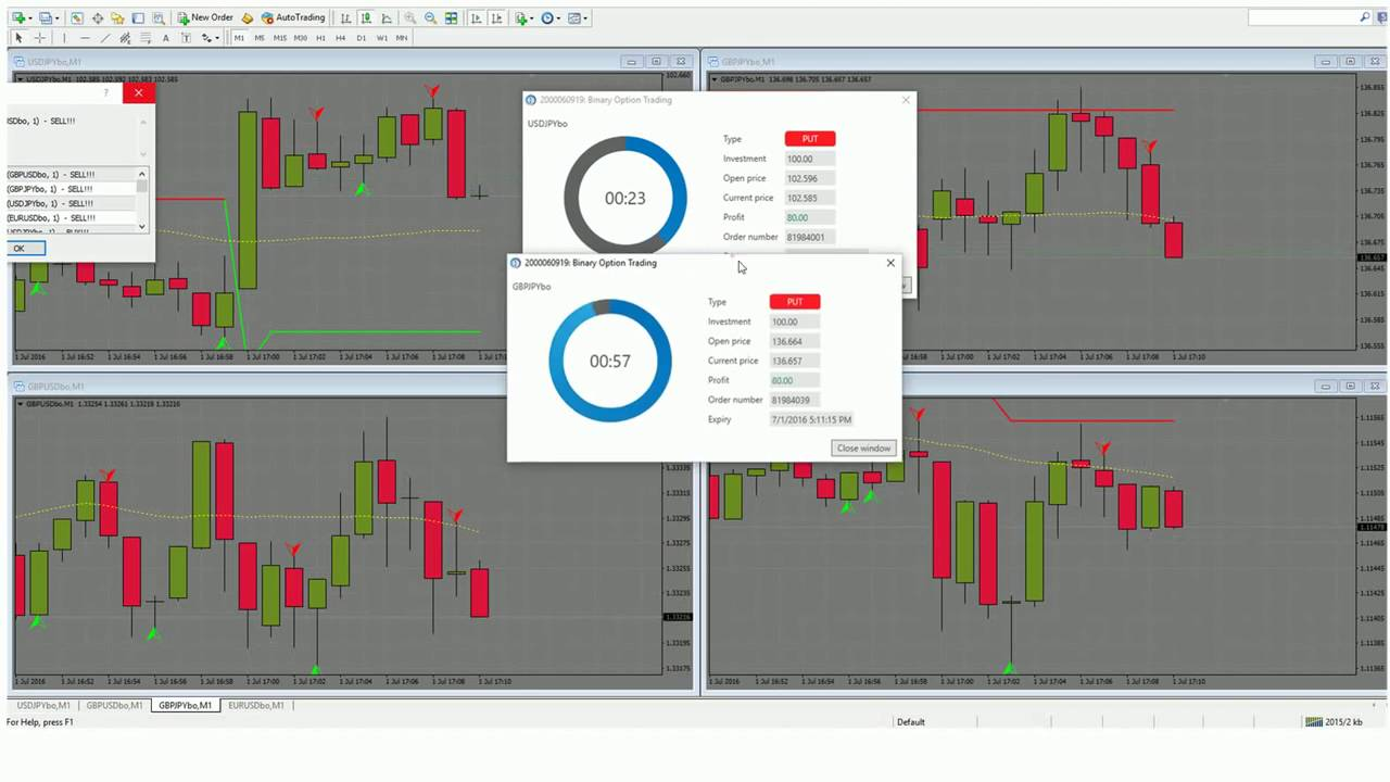 Winning with binary options 60 second trades