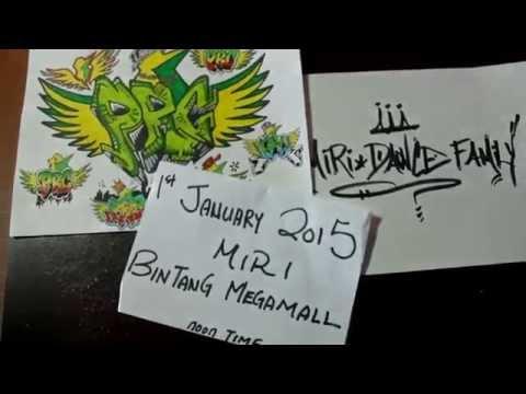 Party Rock Crew (Miri dance family) Season 7 (Revolution) - Video