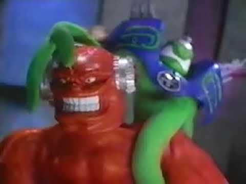 VAC MAN Toy Ad 1995