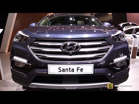 Отзывы о новом Хендай Санта Фе Hyundai Santa Fe