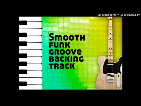 Smooth Funk Groove backing track (Cmin)