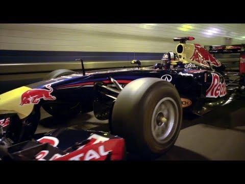 F1 Car in Lincoln Tunnel - Full Edit
