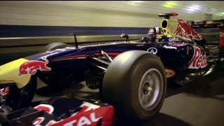 F1 Car in Lincoln Tunnel - Full Edit