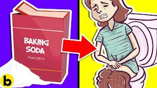 If You Are Constipated Use Baking Soda