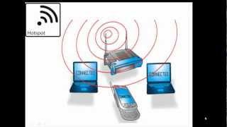 La création d'un hotspot à l'aide de routeur DD-WRT