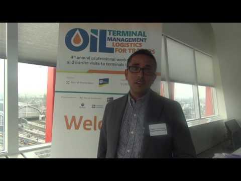 Puskar Prasad Timsina Fujairah Oil Terminal