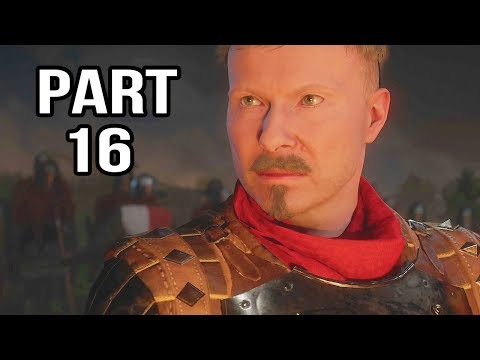 Kingdom Come Deliverance Gameplay Walkthrough Part 16 - Pious, Plot twists and Big Battles