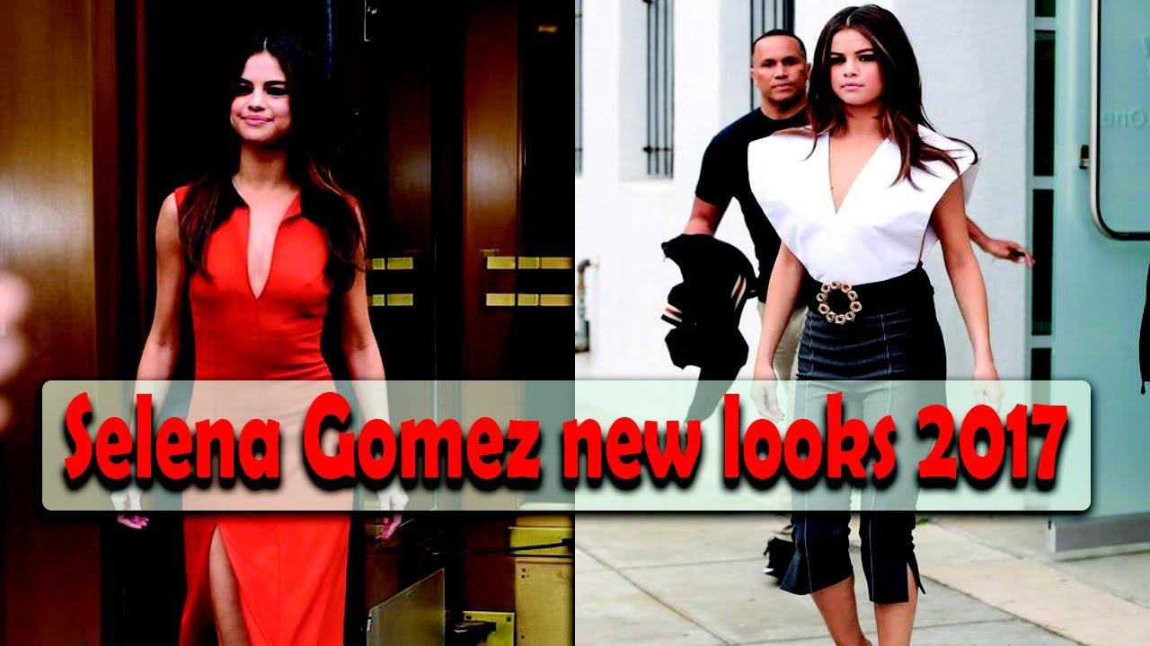 Selena Gomez New Looks 2017 Dress Style Hairstyles
