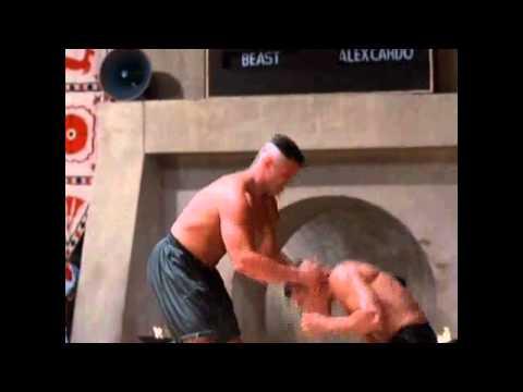 Bloodsport III    Clip of Alex Cardo vs Beast  1996