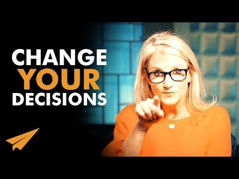 Mel Robbins - Change Your DECISIONS! - #BelieveBites