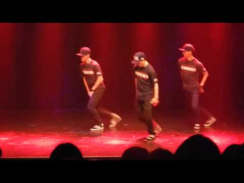 Just Jerk Crew @ Funky Girls Vol 2, 16/09/13