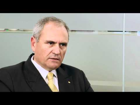 Ken Henry, Chairman SMART Infrastructure Facility Advisory Council.mov