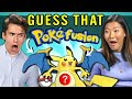 Can You Guess That Pokéfusion?   Pokémon Fusion Challenge