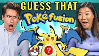 Can You Guess That Pokéfusion? | Pokémon Fusion Challenge